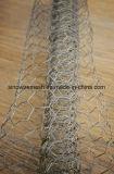 PVC 입히는 /Galvanized 6각형 철망사 또는 그물세공