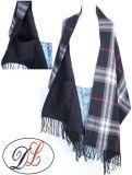 De katoenen Sjaals van het Kasjmier Gecontroleerd Dame Shawls Pocket Shawls