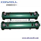 Refrigerador de óleo da transmissão com motor hidráulico