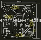 2230mm Build-in Outdoor SPA voor 5 Mensen (bij-8809)