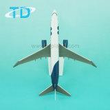 Modèle orienté d'avions d'échelle des cadeaux B737-800 Prague 19.7cm d'avion