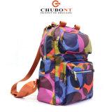 Backpack мешка повелительниц полиэфира Chubont высокий Qualilty водоустойчивый