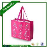 주문 Eco-Friendly Foldable 비 길쌈된 쇼핑 백