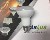 Светодиодная лампа алюминиевого отражателя+PBT лампы подсветки R39, R50, R63, R80