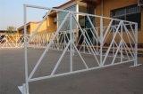 Gebruikte Barricades van de Verkeersveiligheid van de Vangrail Tijdelijke Voet voor Verkoop