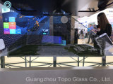 Topo 제조자 (S-F7)에서 지능적인 미러 유리/마술 미러 유리