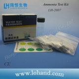 Trousse de test rapide pour la méthode de l'ammoniac avec l'acide salicylique (LH2007)