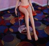 жизнь 158cm определила размер куклы влюбленности ощупывания металла куклы секса силикона каркасные реальные