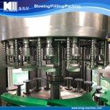 Full-Automatic 3000 bph miel máquina de llenado para la botella de cristal