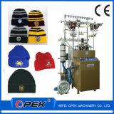 Máquina para hacer punto del sombrero de Opek 365