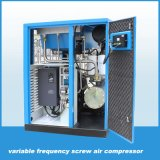 22kw 1.40 ~ 3.70m3 / Min Estacionário Belt Driven Rotary Screw Air Compressor Made in China