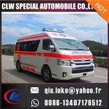Hoher Krankenwagen des Toyota-Hiace Dach-ICU