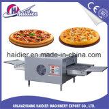 De commerciële Industriële ElektroTransportband van de Oven van de Pizza van het Brood van de Convectie Roterende