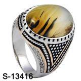 Ring van uitstekende kwaliteit van Juwelen 925 van de Fabriek de In het groot Zilveren