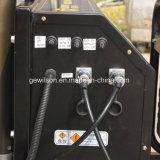 Veicolo di illuminazione portatile di sollevamento pneumatico dell'albero per il bene mobile facile