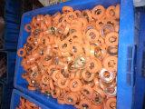Blocages de tracteur à chenilles des pièces 8e6359 de dents de position