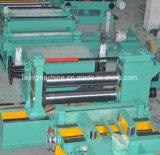 Alta precisión que raja la línea máquina para la tira de acero