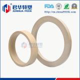 Tubo reforzado fibra de la ojeada del polímero del carbón de Resitance del desgaste