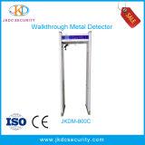 Caminhada da elevada precisão através do detetor de metais