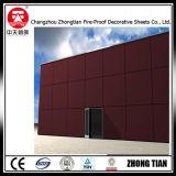 HPLの反紫外線装飾的な外壁のパネル