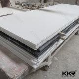 Reine weiße feste acrylsaueroberfläche der Qualitäts-100%