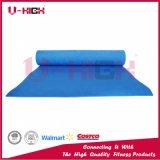Exercice de Pilates de couvre-tapis de yoga d'EVA de couleur solide