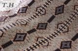ソファーのためのホーム織布のシュニールのジャカードファブリックデザイン