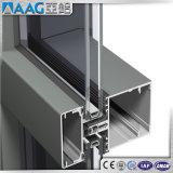 Mur rideau en aluminium/aluminium / Profil d'Extrusion de façade