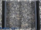 Treillis métallique rectangulaire en acier à haut carbone d'écran de qualité