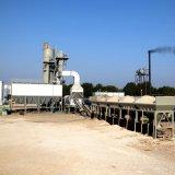 centrale de malaxage de l'asphalte 160t/H avec le service d'outre-mer