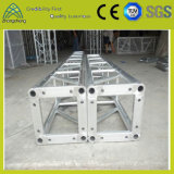 Stage Equipment Truss System Design Aluminium Even Display Screw Bolt Square Truss avec éclairage