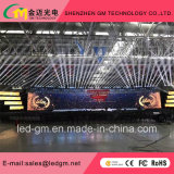 HD P4 SMD a todo color Alquiler pantalla LED / LED de visualización de video de interior / P4 LED Video Wall