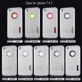 아마존 최신 판매 OEM 더하기 iPhone 7/7를 위한 호리호리한 기갑 셀룰라 전화 상자