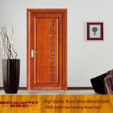 MDF Talla de madera de la puerta (GSP8-008)