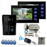 Intelligente videotür-Telefon-Türklingel Doorphone Gegensprechanlage für Landhaus Secuirty