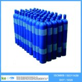 cylindre de gaz industriel de l'acier 2017 40L sans joint ISO9809