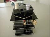 小型回転の口紅タワーの小型ガラス質