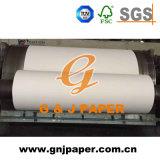 La máxima calidad de pintura blanca de papel para esbozar la producción de libros