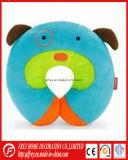 赤ん坊のギフトのためのかわいいプラシ天のシカの首の枕おもちゃ