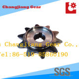 Standard Convoyeur spécial Duplex Transmission Forging Sprocket Wheel