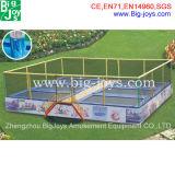 Аттракционы для использования внутри помещений батут кровать, Jump батут зоны парковки (BJ-TP60)