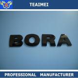 Профессиональные серебряные эмблемы письма автомобиля значков VW Bora роскоши