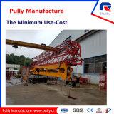 De Vervaardiging van Pully Hete Verkoop van de Kraan van de Toren van 2 Ton de Vouwbare Mobiele in Indonesië (MTC28065)