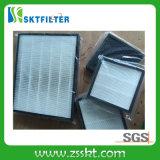 De geactiveerde Filter van de Koolstof in de Honingraat van het Karton