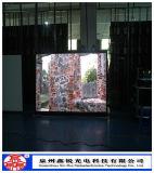 Preço de fábrica interno elevado da visualização óptica do módulo do diodo emissor de luz da cor cheia de brilho P7.62
