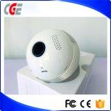Das Kamera-Licht, das 360 der Grad Monitor panoramische Fisheye IP-Kamera drahtlosen WiFi Kamera-Glühlampe-2017 überwacht