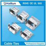 serre-câble d'acier inoxydable de blocage d'aile de 12mm/de 15mm pour l'exécution facile