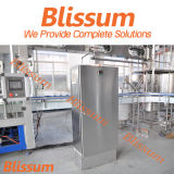 Monobloc Rinser Pulp Filler Juice Filler Capper Machine