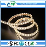 IP67, 2835 2 Year-Lifespan/LED de 60m de tira de luz LED Flexible HV