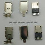마이크로 USB 땜납 연결관